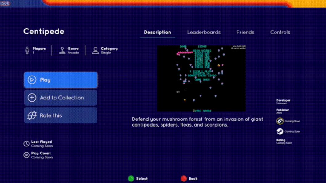 système jeux arcade borne arcade 2