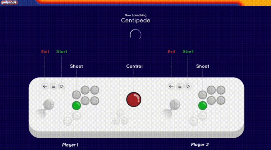 système jeux arcade borne arcade 3